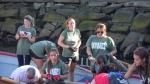 Amanda Race St. Peter's Fiesta 2014 Camps! 285