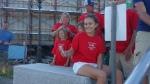 Amanda Race St. Peter's Fiesta 2014 Camps! 291