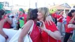 Amanda Race St. Peter's Fiesta 2014 Camps! 318
