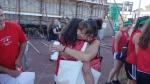 Amanda Race St. Peter's Fiesta 2014 Camps! 321