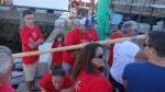 Amanda Race St. Peter's Fiesta 2014 Camps! 341