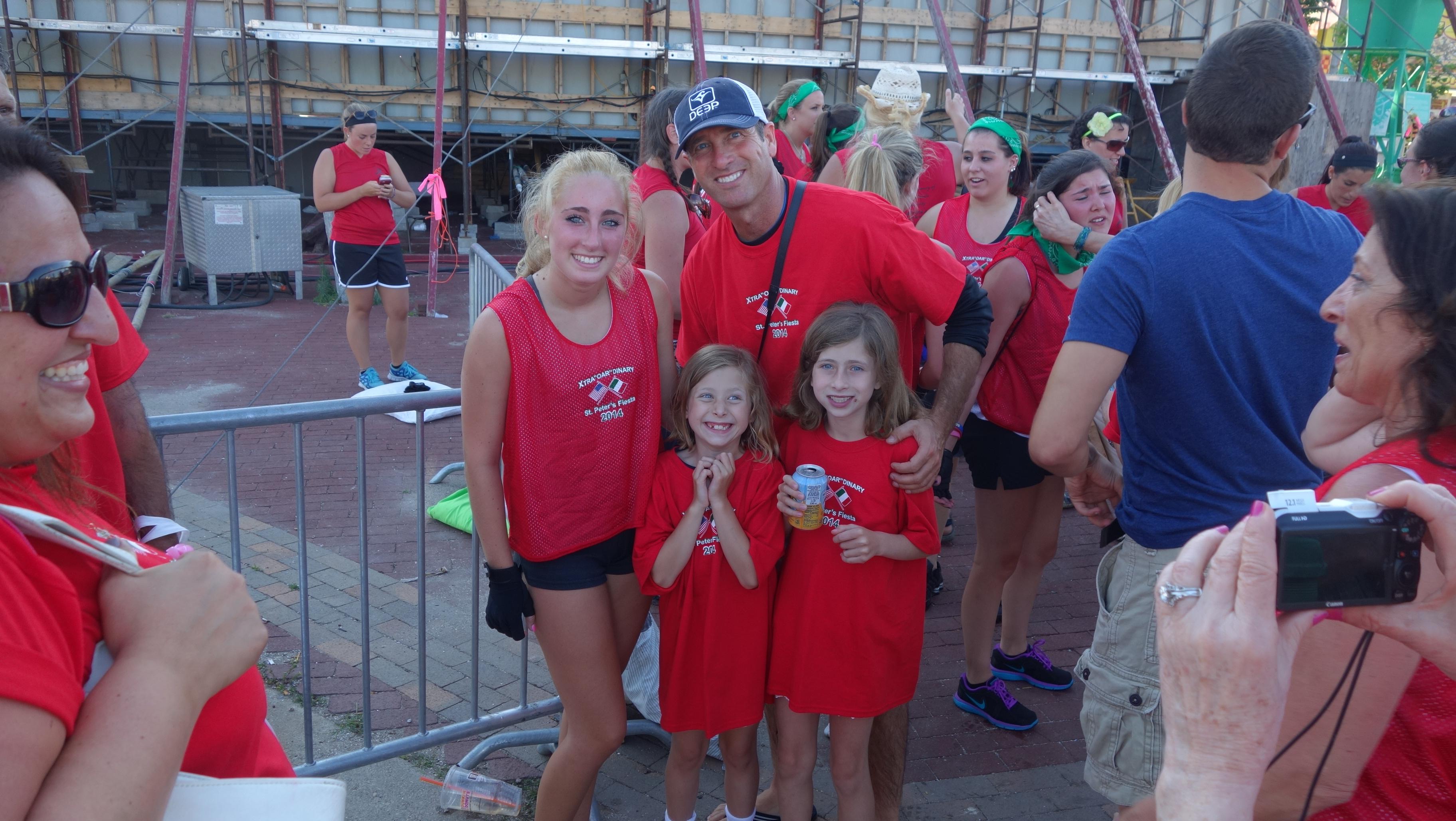 Amanda Race St. Peter's Fiesta 2014 Camps! 344