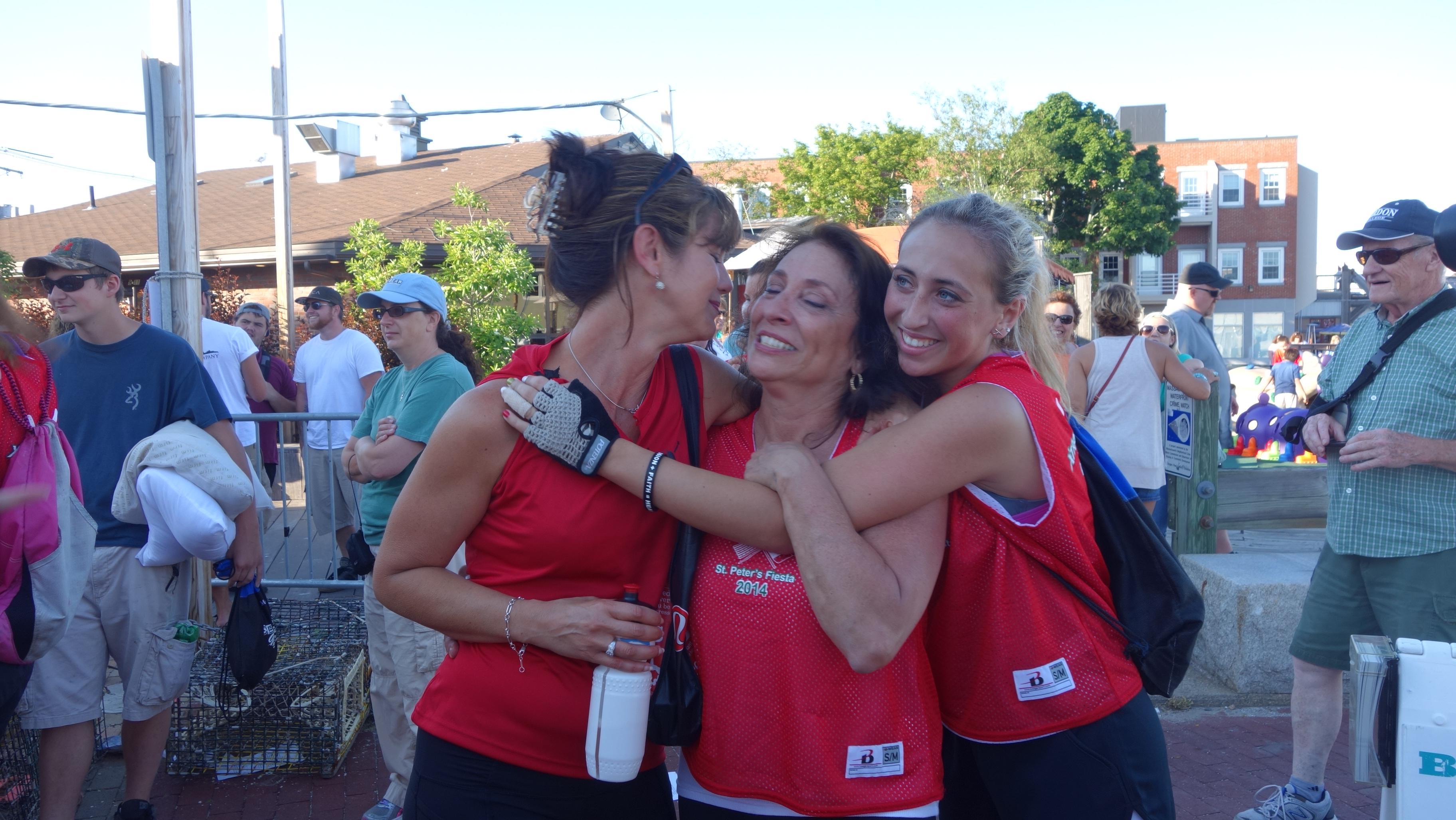 Amanda Race St. Peter's Fiesta 2014 Camps! 353