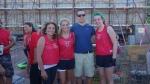 Amanda Race St. Peter's Fiesta 2014 Camps! 359