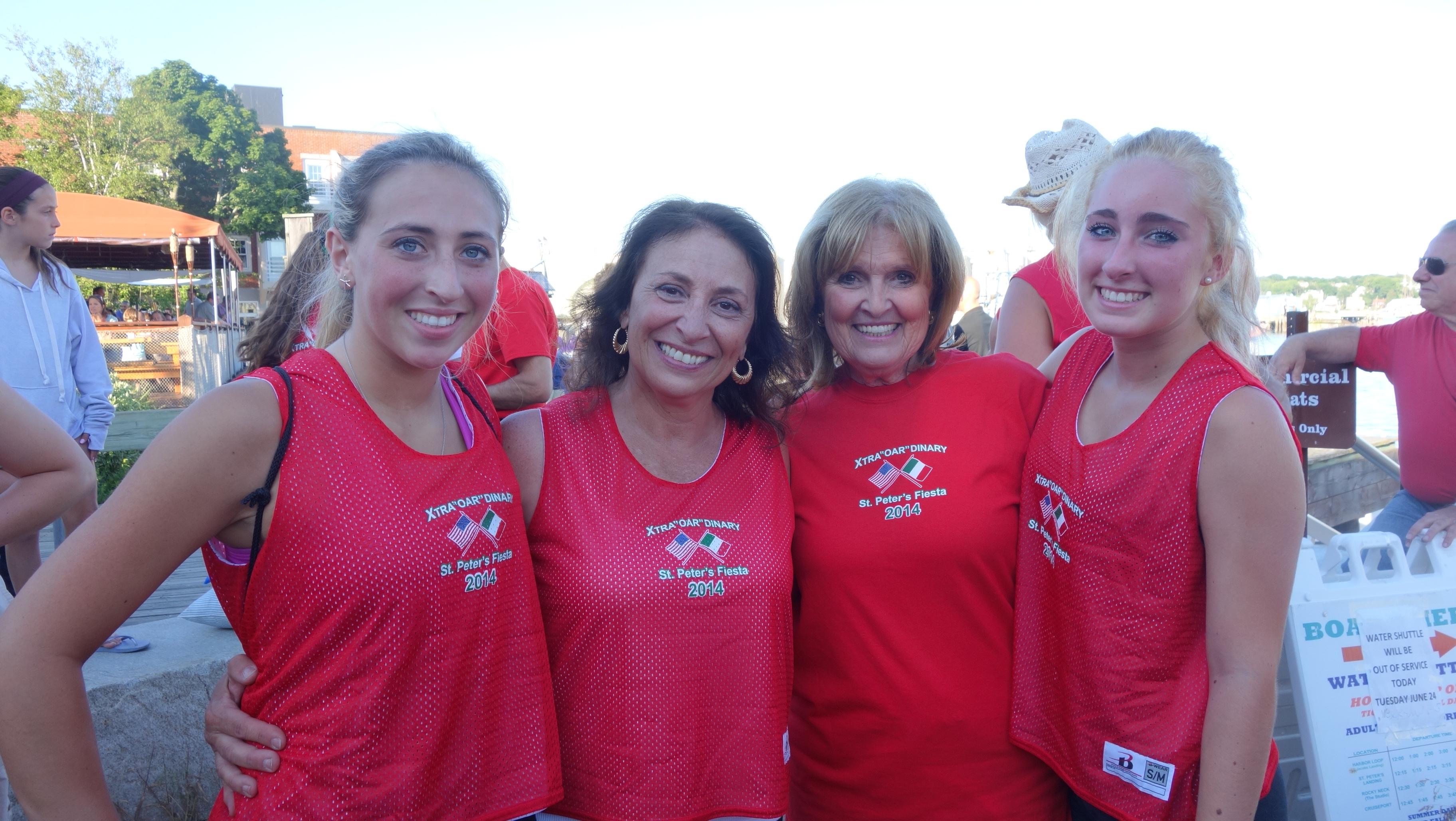 Amanda Race St. Peter's Fiesta 2014 Camps! 370