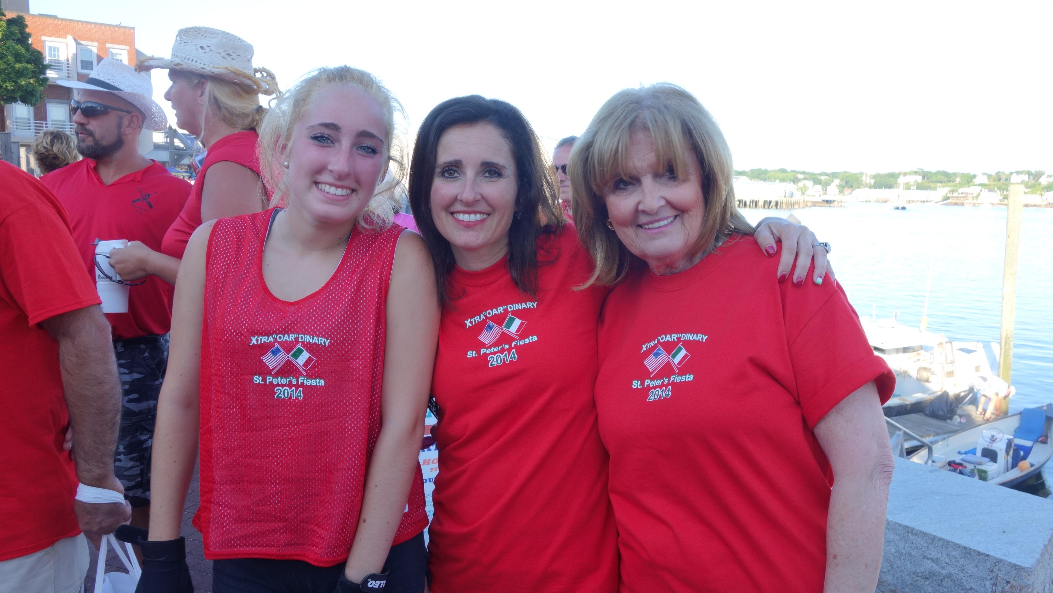 Amanda Race St. Peter's Fiesta 2014 Camps! 371