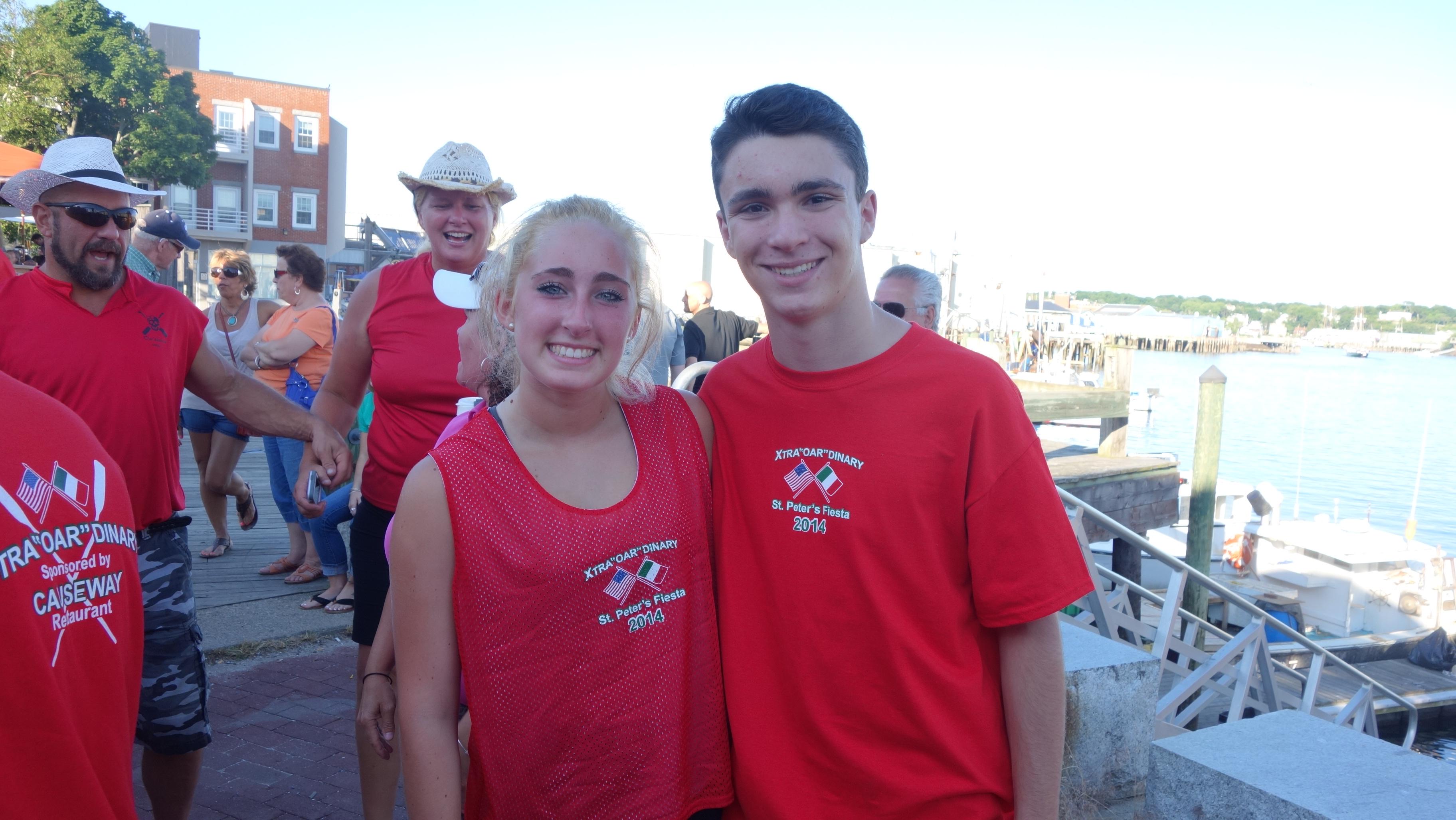 Amanda Race St. Peter's Fiesta 2014 Camps! 372