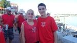 Amanda Race St. Peter's Fiesta 2014 Camps! 373