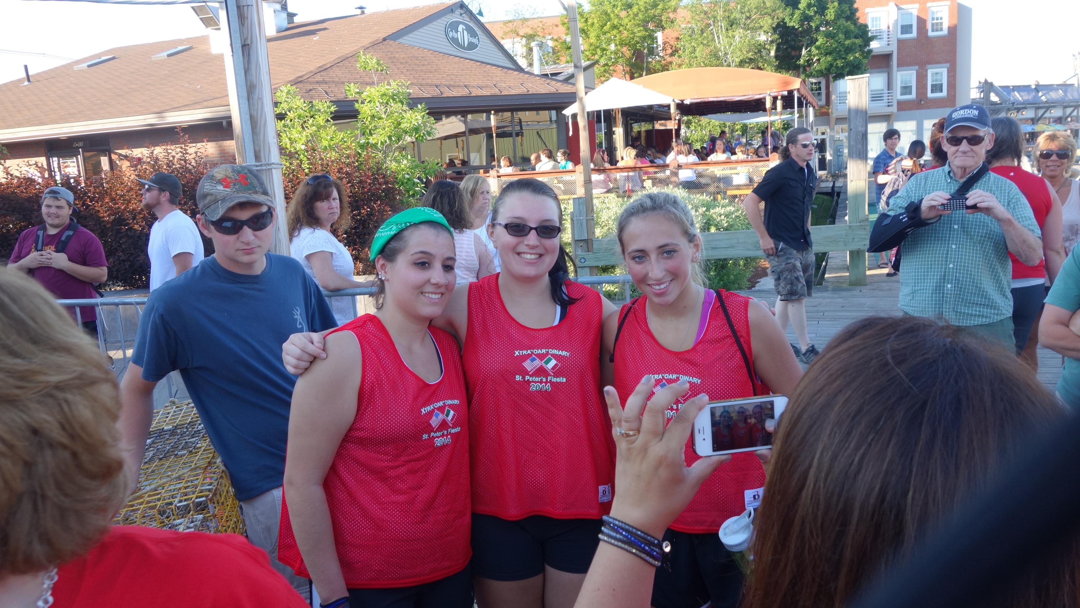 Amanda Race St. Peter's Fiesta 2014 Camps! 378