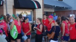 Amanda Race St. Peter's Fiesta 2014 Camps! 395