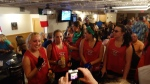 Amanda Race St. Peter's Fiesta 2014 Camps! 401