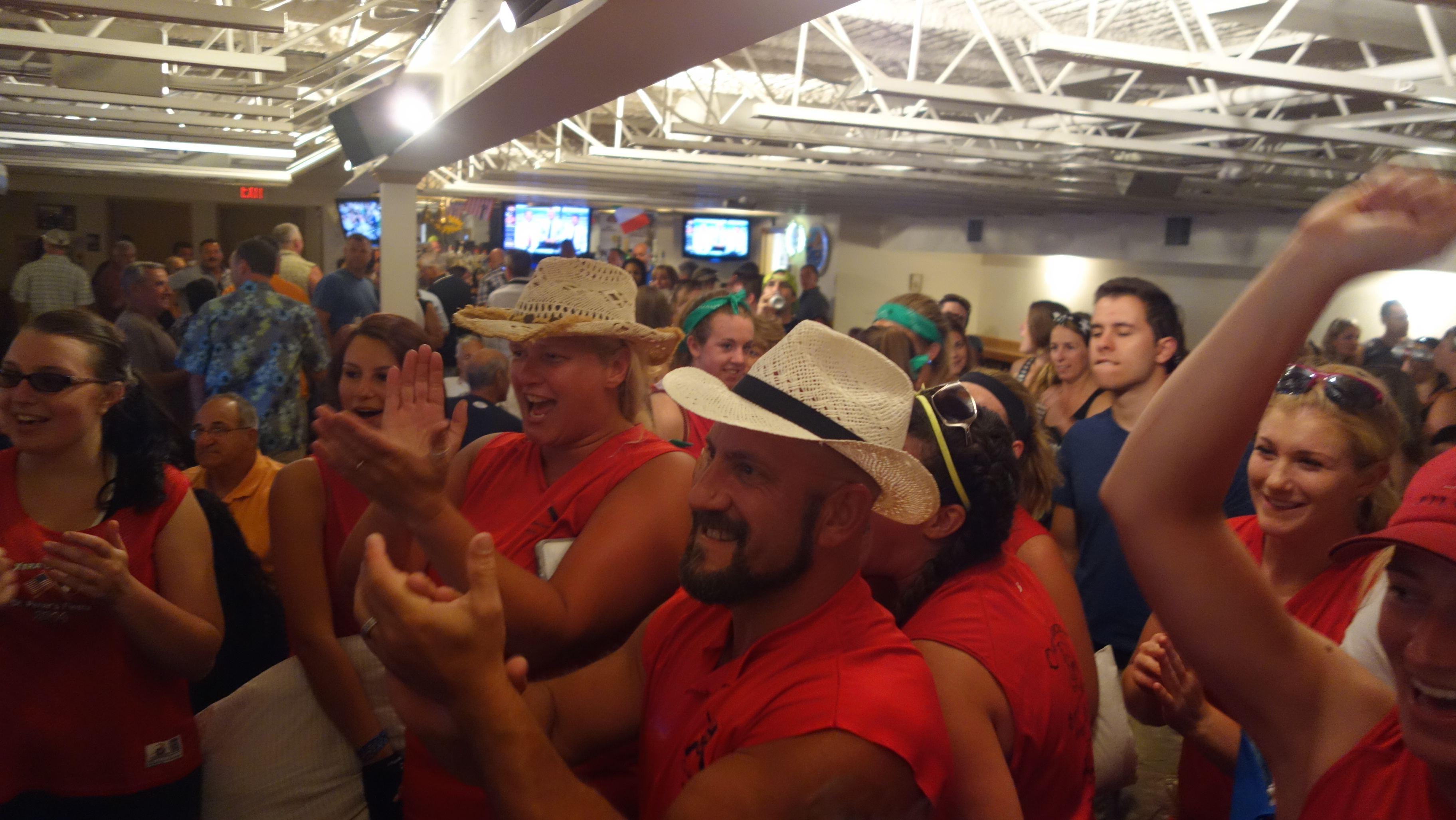 Amanda Race St. Peter's Fiesta 2014 Camps! 404