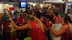Amanda Race St. Peter's Fiesta 2014 Camps! 419