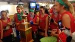 Amanda Race St. Peter's Fiesta 2014 Camps! 420