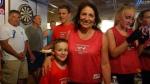Amanda Race St. Peter's Fiesta 2014 Camps! 424