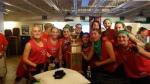 Amanda Race St. Peter's Fiesta 2014 Camps! 433