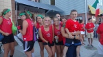 Amanda Race St. Peter's Fiesta 2014 Camps! 453