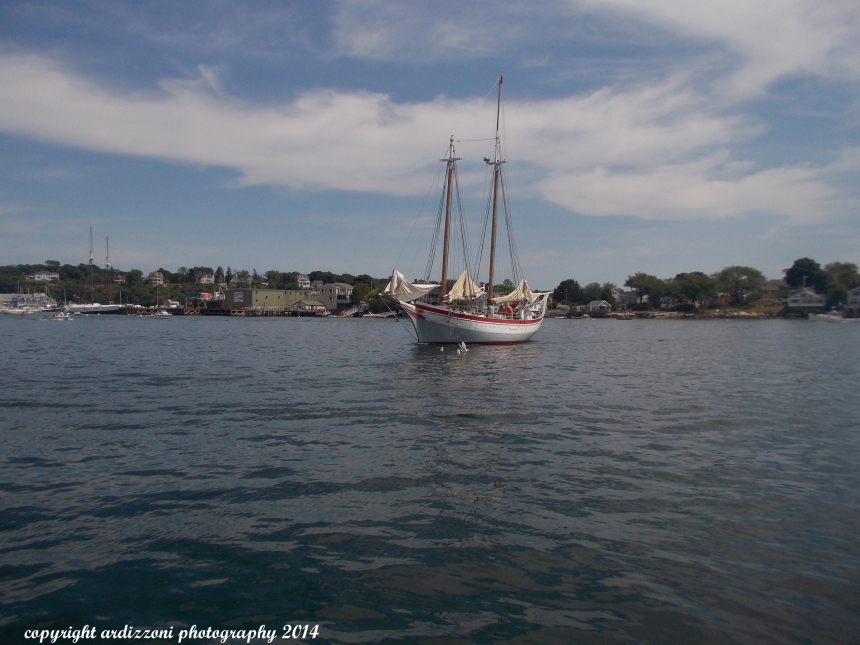 June 28, 2014 The Ardelle Coming into port