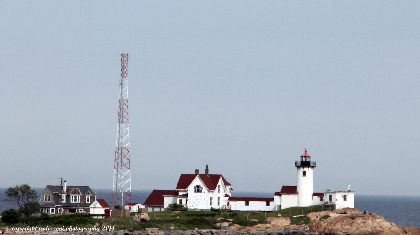 June 9, 2014 Eastern Point Lighthouse