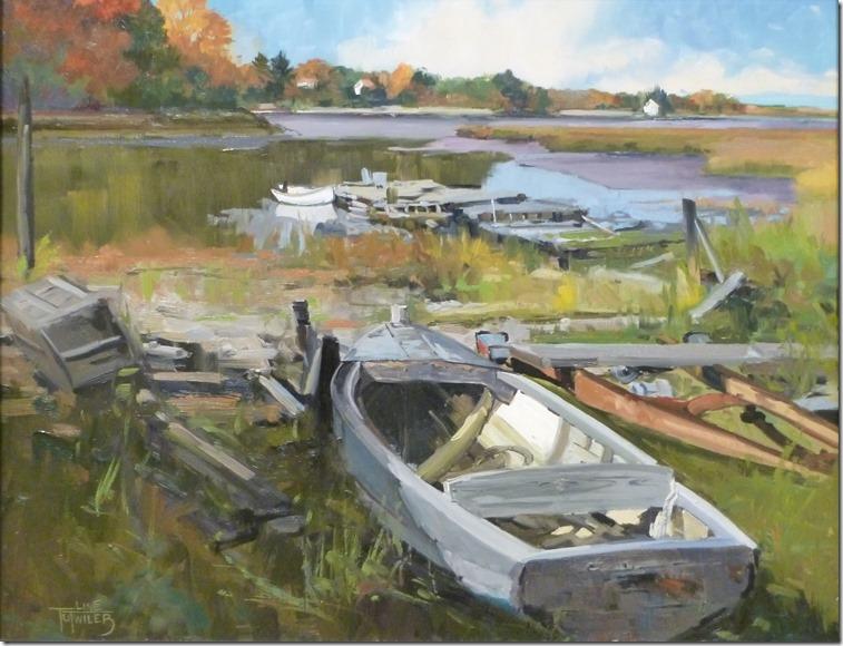 LineTutweiler - Abandoned boat