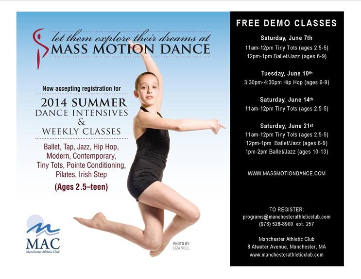 MAC Free Class - June