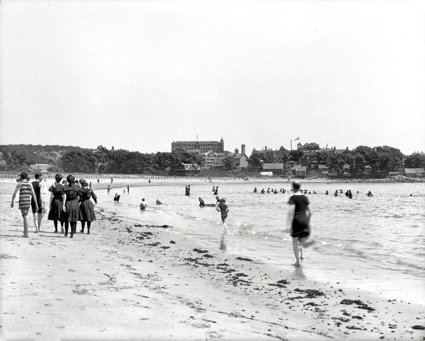 Magnolia Beach 1906