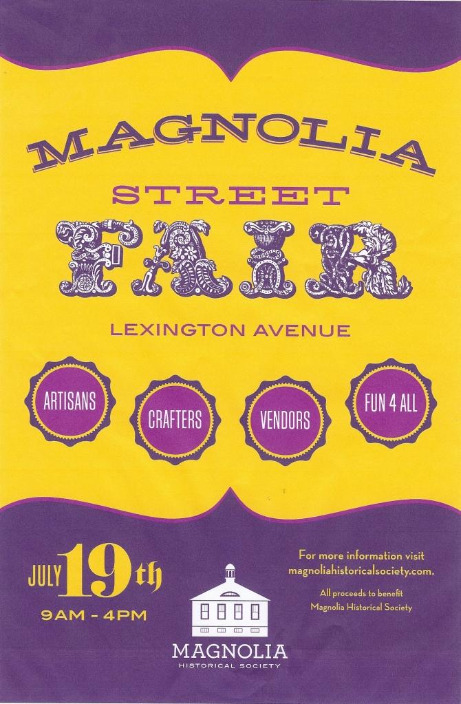 Magnolia Street Fair
