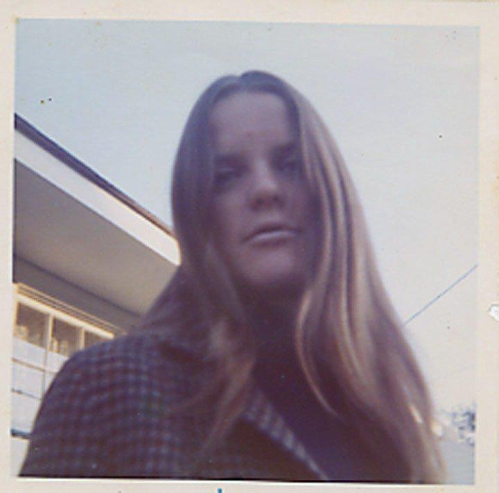 Melissa Abbott circa 1960s