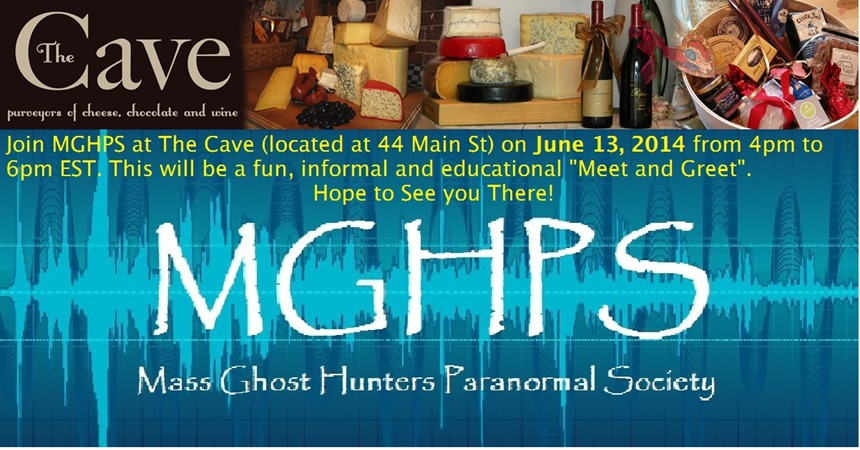 MGHPS June 13th at The Cave