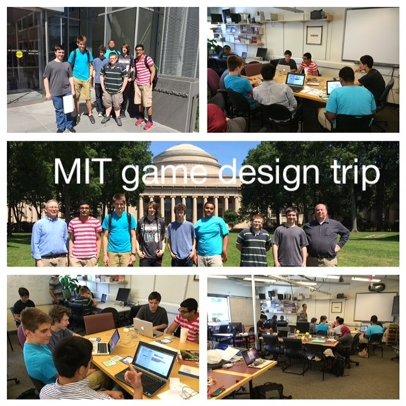 MIT Game Design Photo