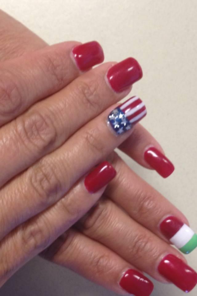 Fiesta nail art Elite Nails | GoodMorningGloucester
