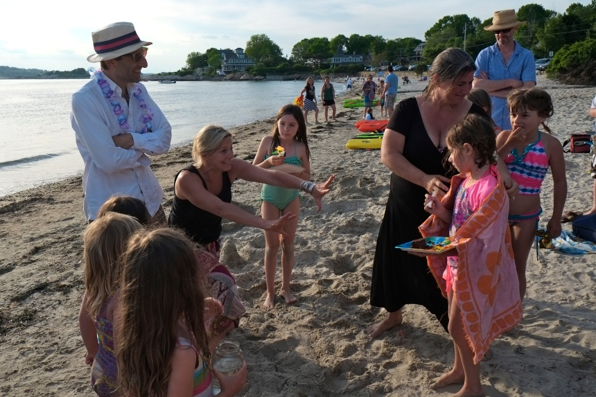 Niles Beach Esme's bday ©Kim Smith 2014