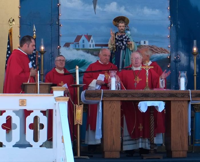 Saint Peter' Fiesta Mass ©Kim Smith 2014