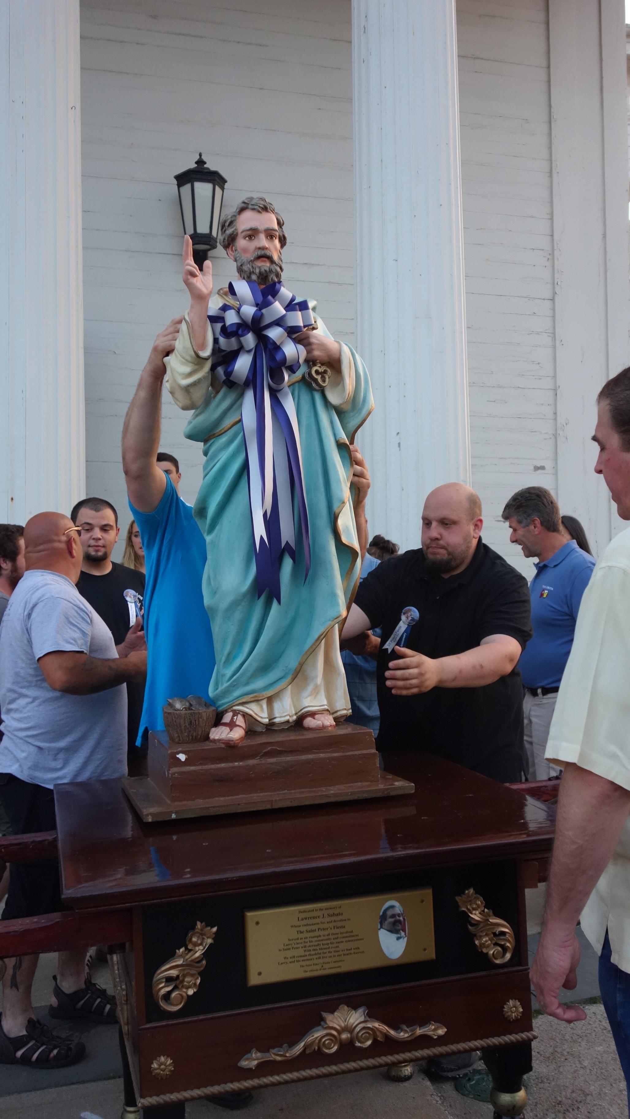 St Peter Novena day 9 2014 148