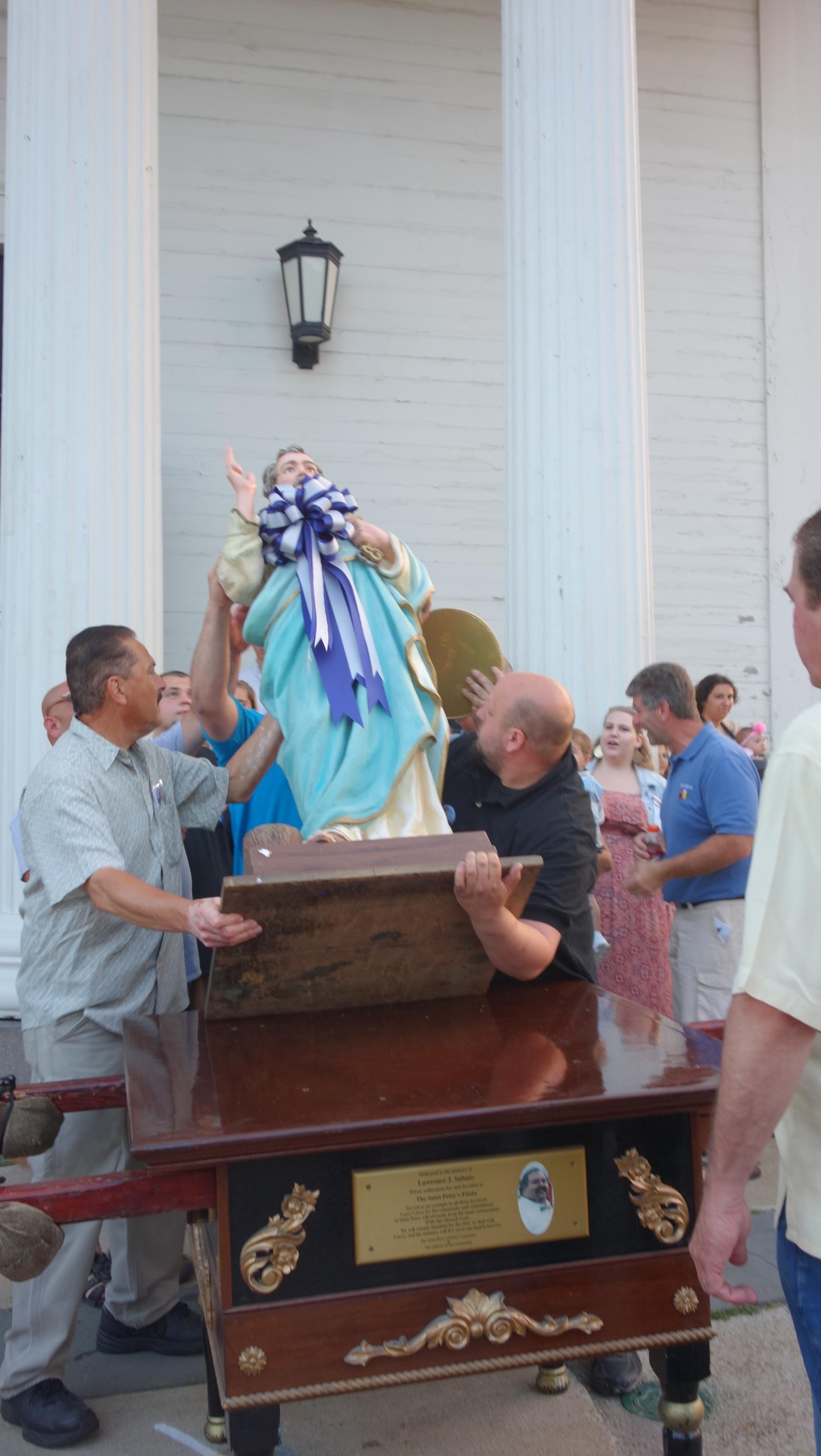 St Peter Novena day 9 2014 151