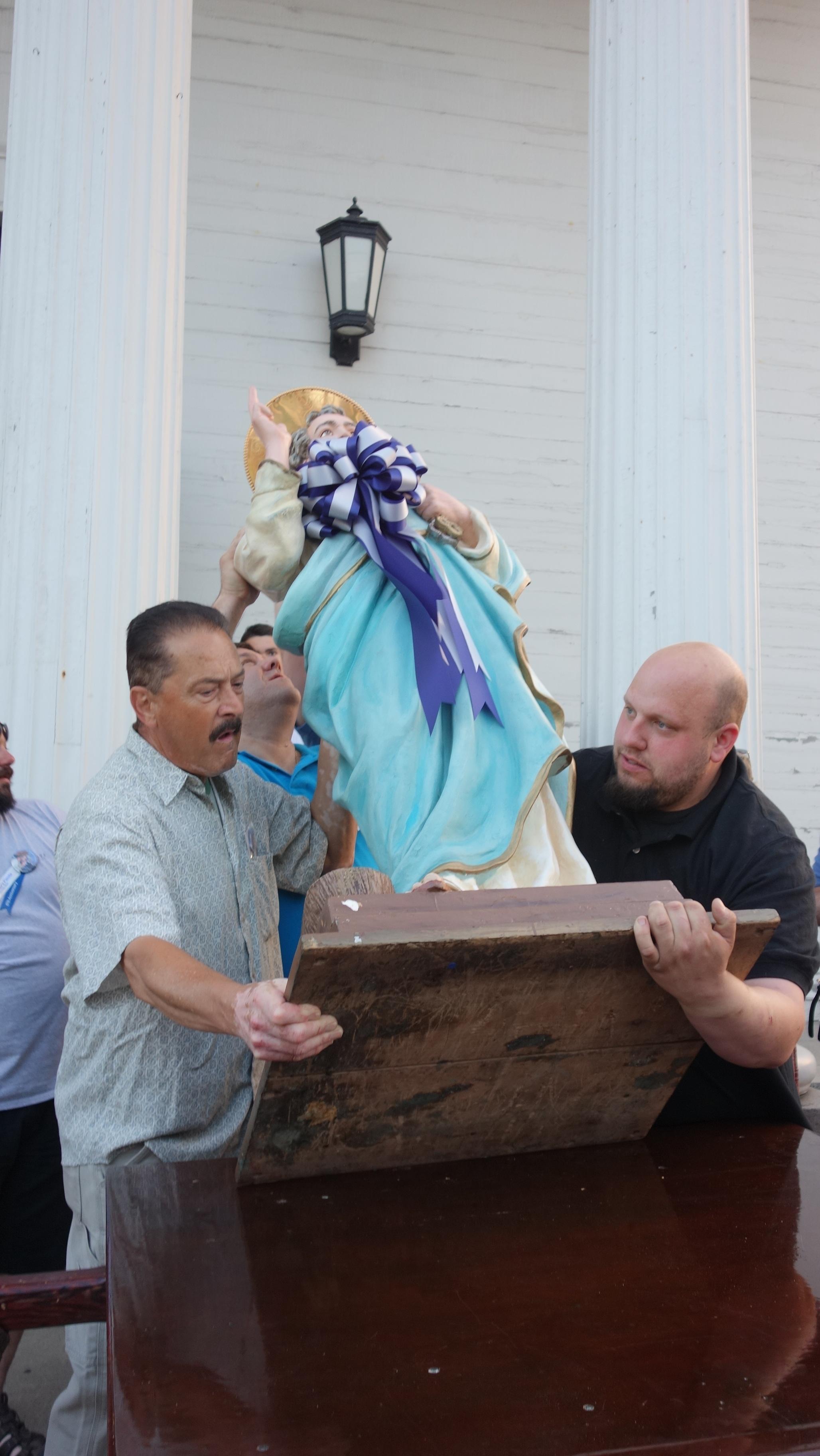 St Peter Novena day 9 2014 156