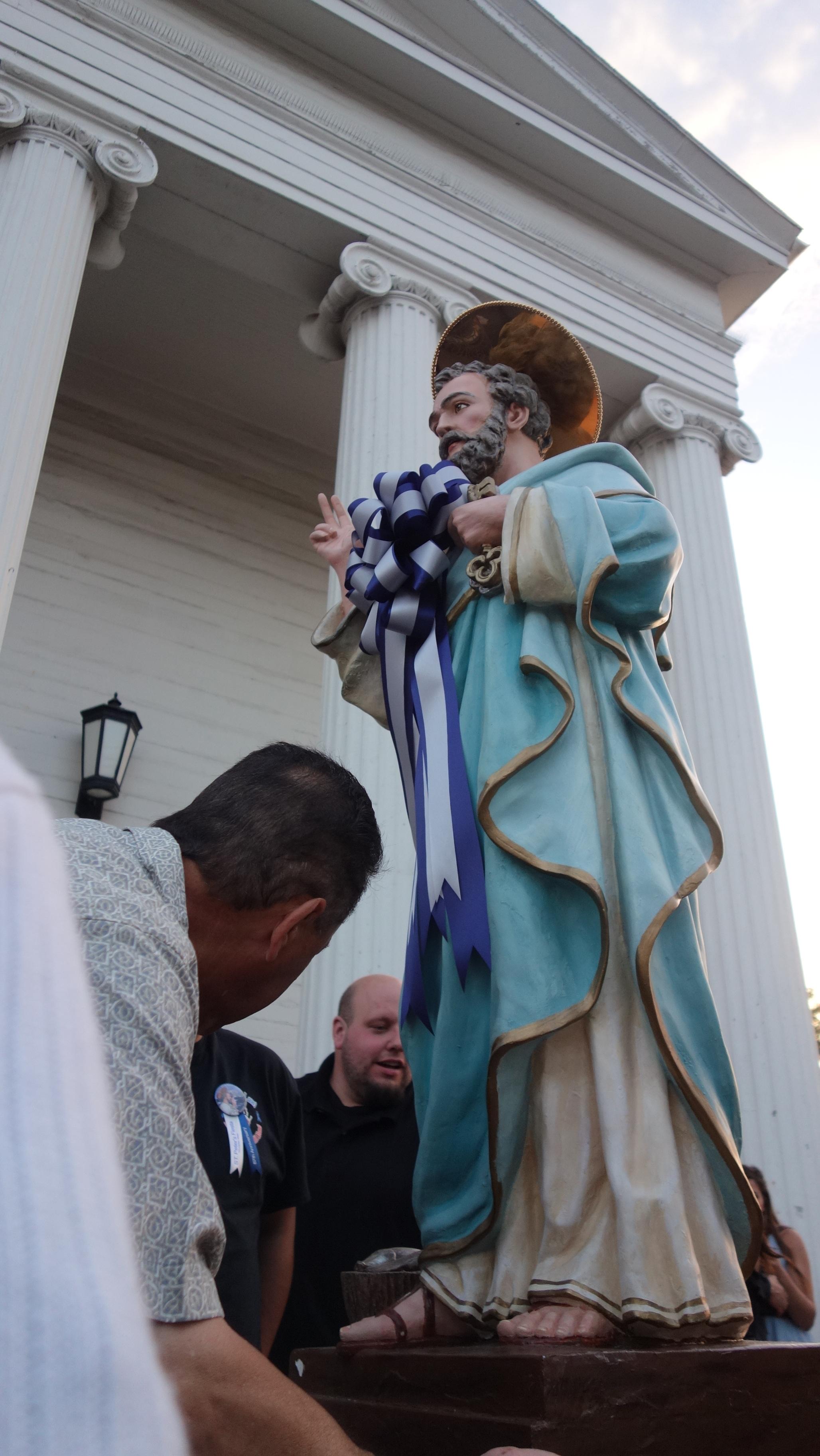 St Peter Novena day 9 2014 171