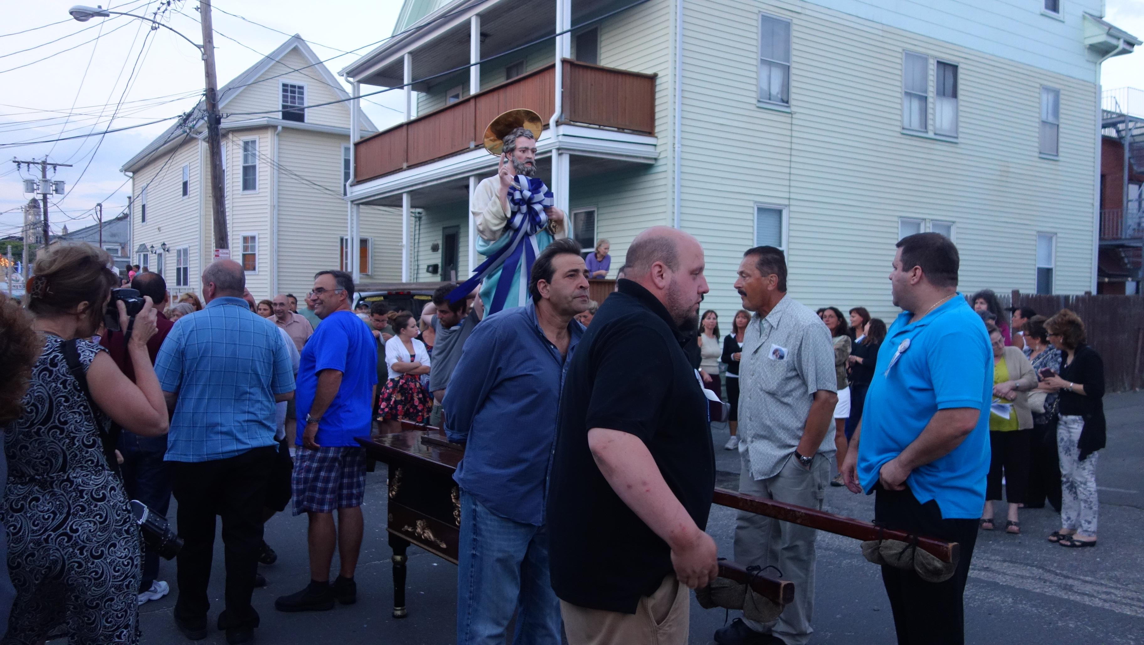 St Peter Novena day 9 2014 182