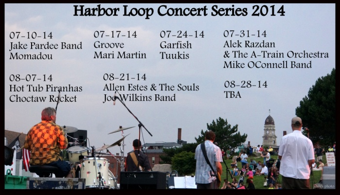 harbor loop poster 2