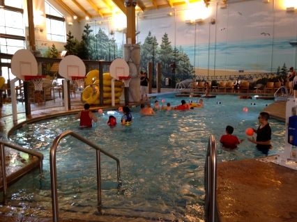 Chinook Cove Activity Pool