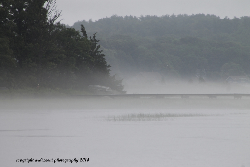 July 16, 2014 fog on the Annisquam