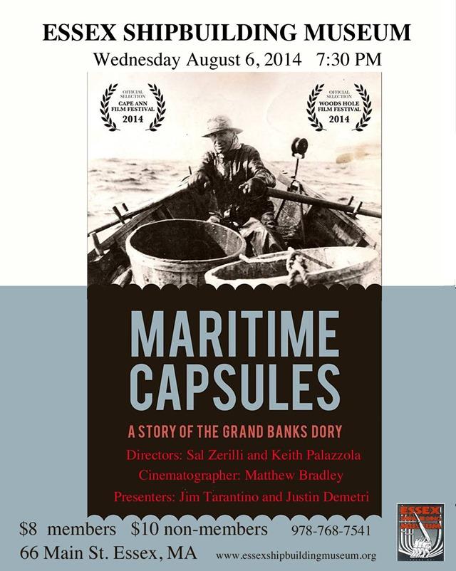 MaritimeCapsule