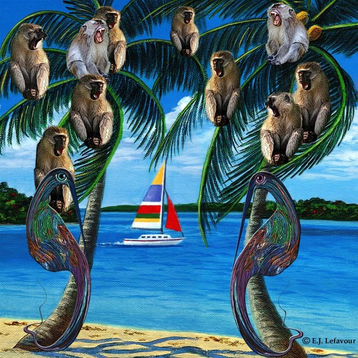 moolongz and screeching monkeys