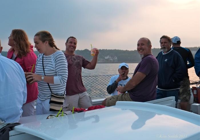 Schooner Lannon Cigar and Rum cruise -3 ©Kim Smith 2014