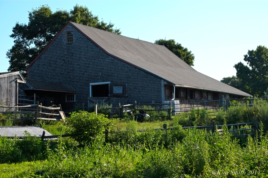 Apple Street Farm Barn ©Kim Smith 2014JPG