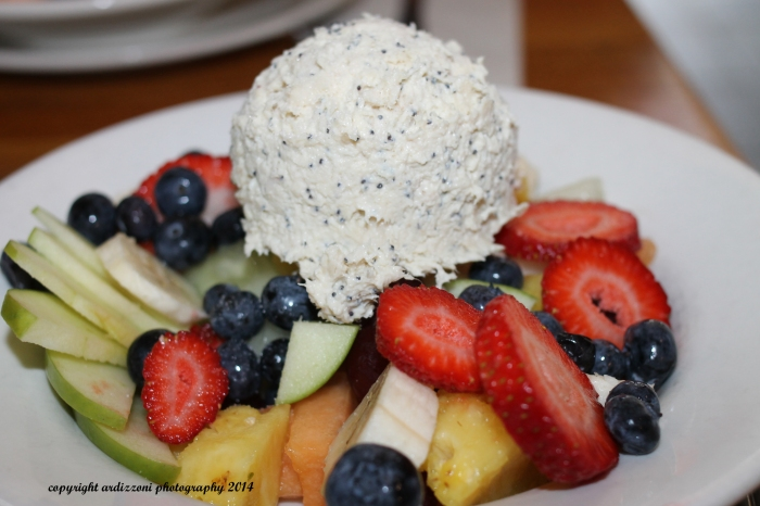 August 21, 2014 Yummy lunch at Sugar Mags