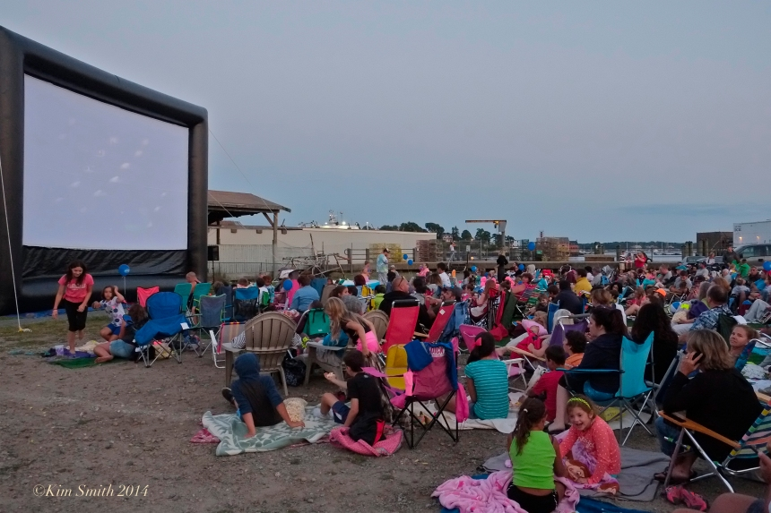 Gloucester summer Cinema -2 ©Kim Smith 2014
