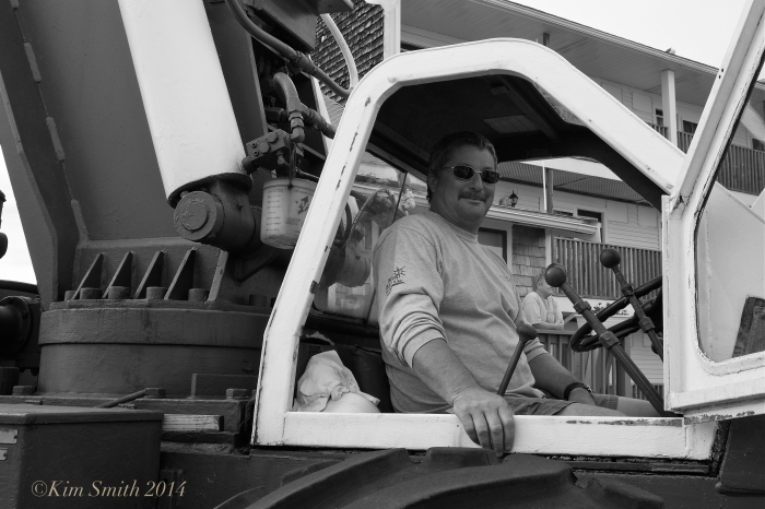 Jeff Statile Cape Ann Marina ©Kim Smith 2014