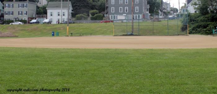 July 30, 2014 infield
