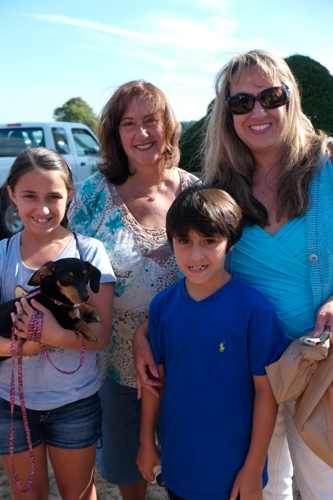 Justine Vitale an Family